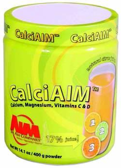 CalciAIM_powder_nutrition